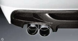 BMW Performance Exhaust