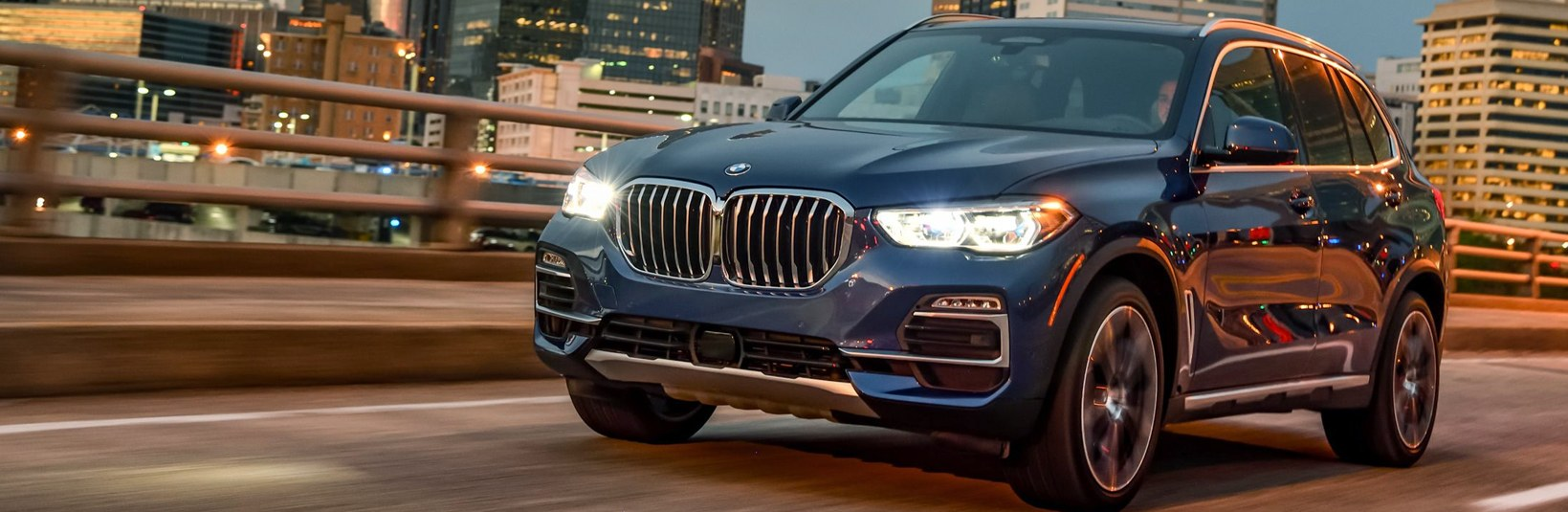 The All-New 2019 BMW X5: The